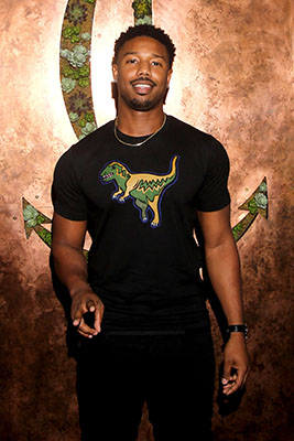 LOS ANGELES, CA - SEPTEMBER 17: Michael B. Jordan attends the Opening Celebration Of CATCH LA on September 17, 2016 in Los Angeles, California. (Photo by Tommaso Boddi/Getty Images for Catch LA)